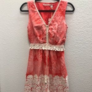 Chelsea and Violet Anthropologie Dress
